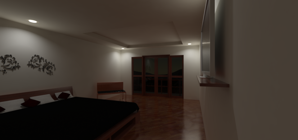 Raw Render NO ACH
